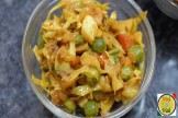 CABBAGE PEAS CURRY