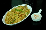 MOM STYLE VEG EGG FRIED RICE