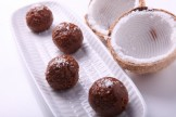 COCONUT AND JAGGERY LADDU