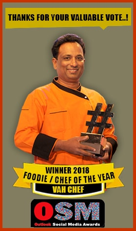 OSM-Foodie/Chef of the year