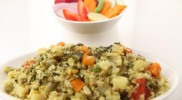 Fat Free Mix Vegetable Rice - Be Fit. Be Cool. - AAPI